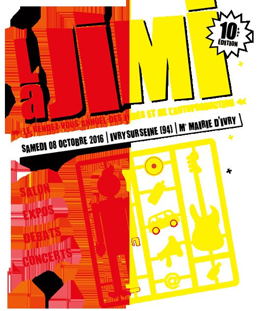 LA JIMI - FESTIVAL DE MARNE 2016 10eme édition