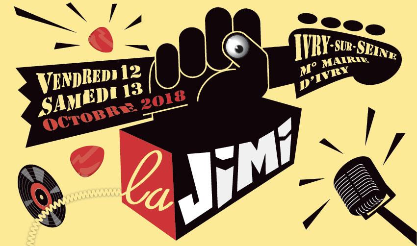 LA JIMI - FESTIVAL DE MARNE 2018 12eme édition